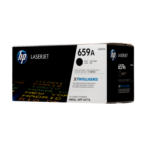 W2010A | HP 659A | Original HP LaserJet Toner Cartridge - Black