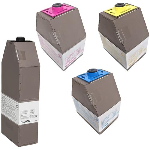 Ricoh Type R1 Set | 888340 888341 888342 888343 | Original Ricoh Laser Toner Cartridges – Black, Cyan, Magenta, Yellow