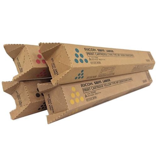 Ricoh MP-C3500 Set | 841342 841343 841344 841345 | Original Ricoh Laser Toner Cartridges – Black, Cyan, Magenta, Yellow