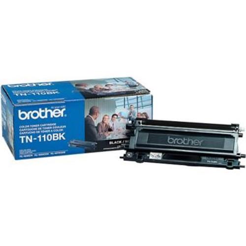 Original Brother TN-110BK Black Laser Toner Cartridge