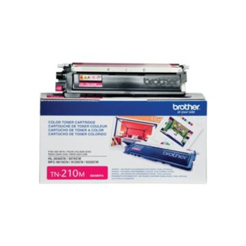 Original Brother TN-210M Magenta Laser Toner Cartridge