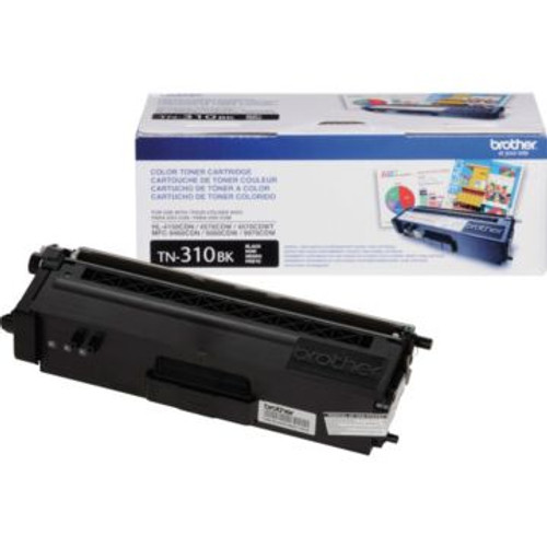 Original Brother TN-310 Black Laser Toner Cartridge