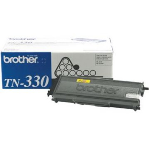 Original Brother TN-330 Black Laser Toner Cartridge