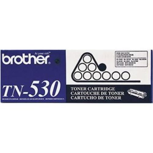 Original Brother TN-530 Black Laser Toner Cartridge