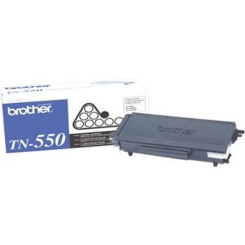 Original Brother TN-550 Black Laser Toner Cartridge