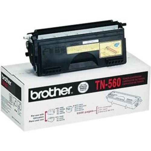 Original Brother TN-560 Black High-Yield Laser Toner Cartridge