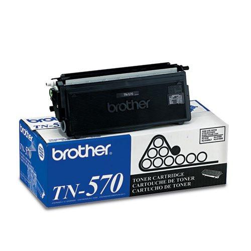 TN-570 | Original Brother High-Yield Toner Cartridge – Black