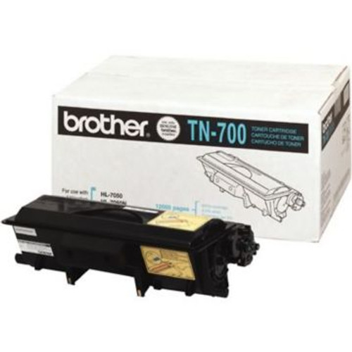 Original Brother TN-700 Black Laser Toner Cartridge