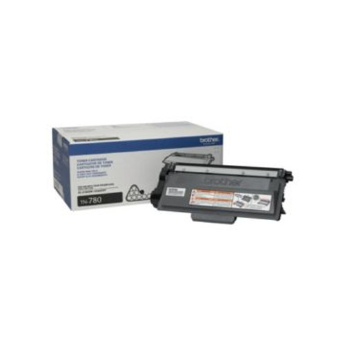 Original Brother TN-780 Black Super High-Yield Laser Toner Cartridge