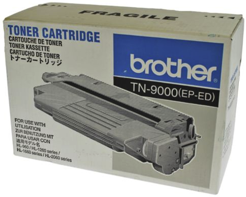 Original Brother TN-9000 Laser Toner Cartridge