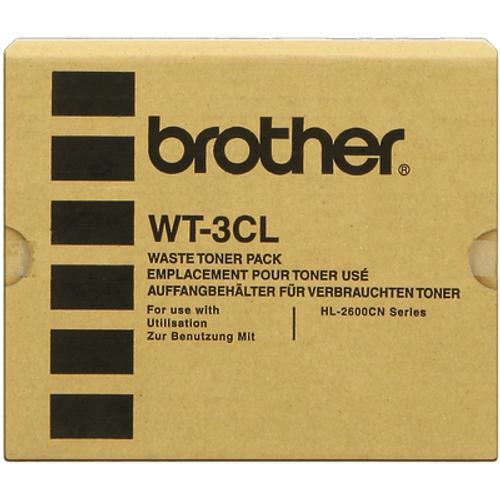 Original Brother WT3CL Waste Toner Cartridge for HL-2600 CN
