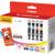 4546B007 | Canon CLI226 | Original Canon Ink & Paper Combo Pack - Black, Cyan, Magenta, Yellow
