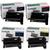 Lexmark 15G042 Set | 15G042C 15G042K 15G042M 15G042Y | Original Lexmark Return Program High-Yield Program Toner Cartridges – Black, Cyan, Magenta, Yellow