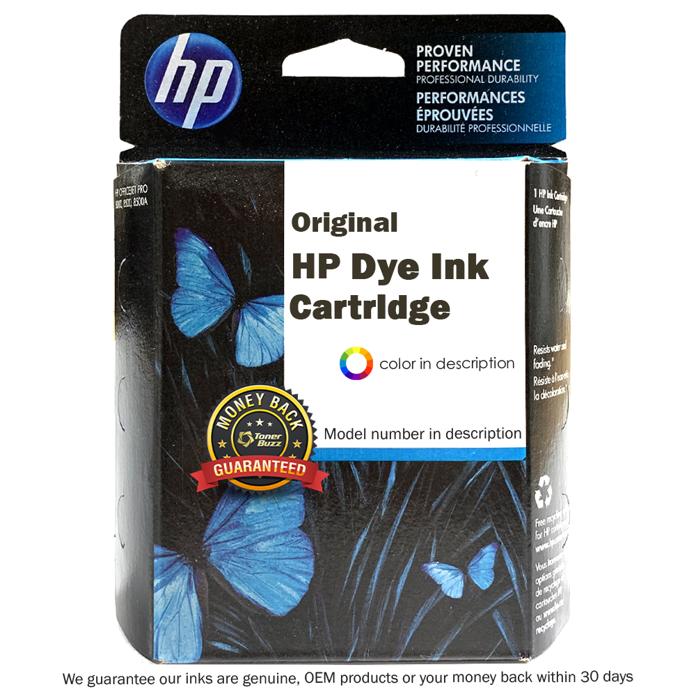 C4934A | HP 81 | Original HP Ink Cartridge – Light Cyan