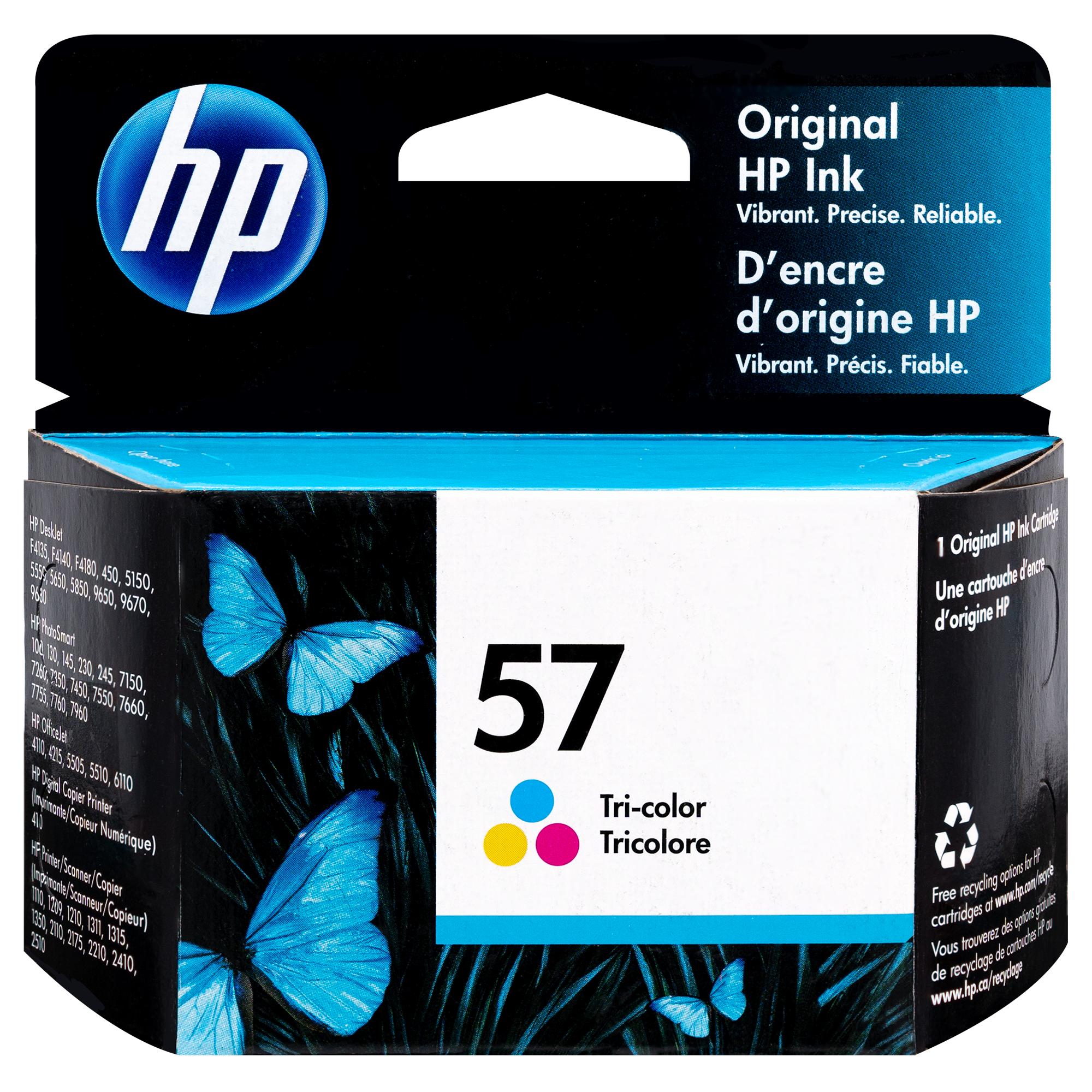 C6657AN | HP 57 | Original HP Ink Cartridge - Tri-Color