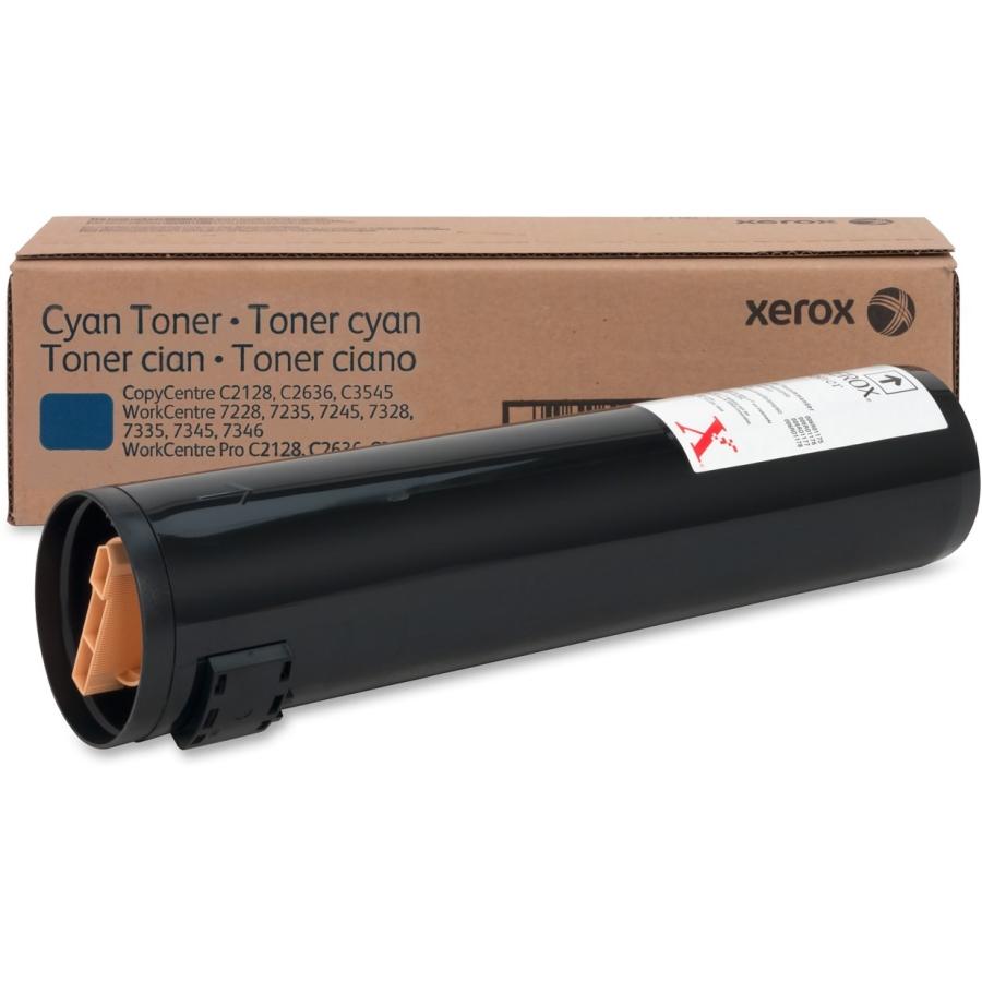 006R01176 | Original Xerox WorkCentre C2421/3545 Laser Toner Cartridge - Cyan