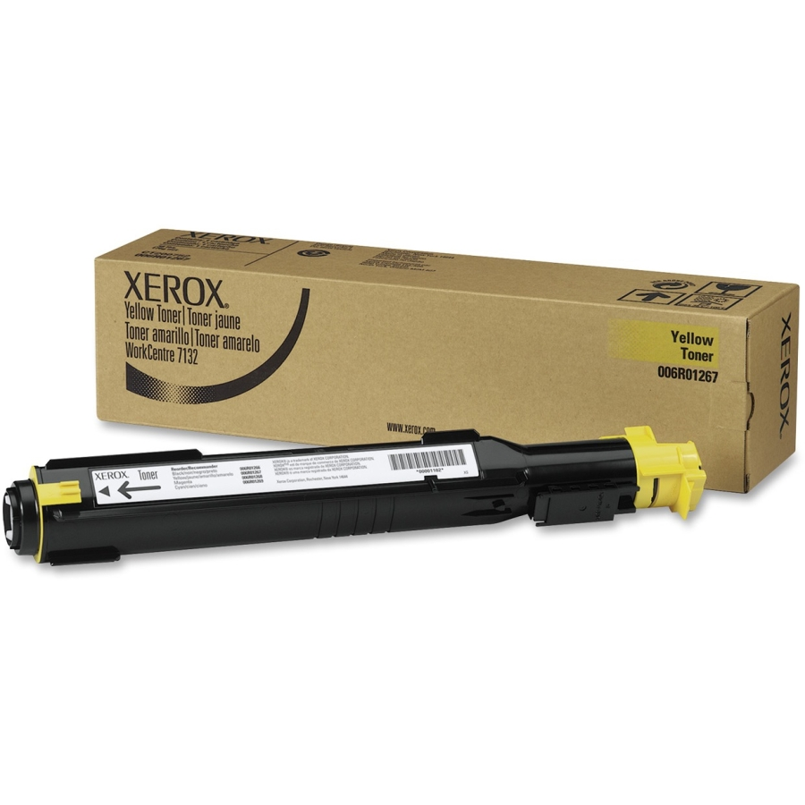 006R01267 | Original Xerox Toner Cartridge - Yellow