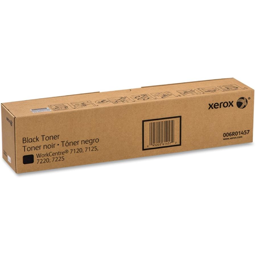 006R01457 | Original Xerox WorkCentre 7120 Toner Cartridge - Black