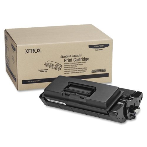 Original Xerox 106R01148 Black Laser Toner Cartridge for Phaser 3500