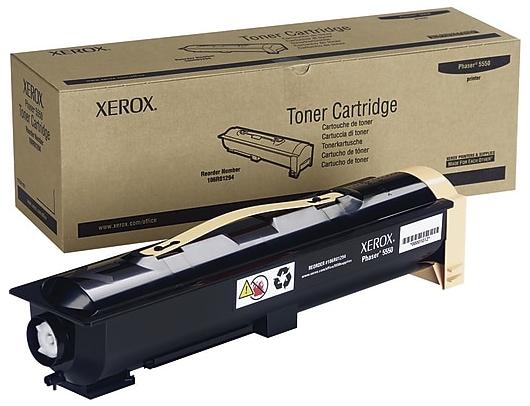 Original Xerox 106R01294 Laser Cartridge for Xerox Phaser 5550 Black
