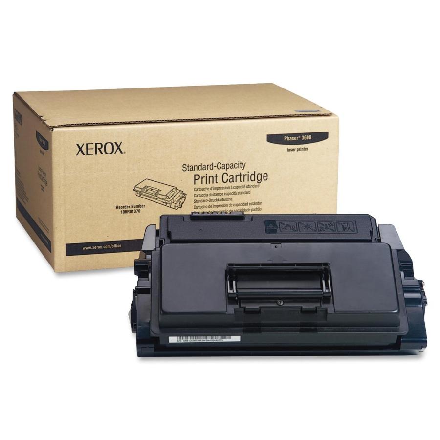 106R01370 | Original Xerox Laser Toner Cartridge - Black