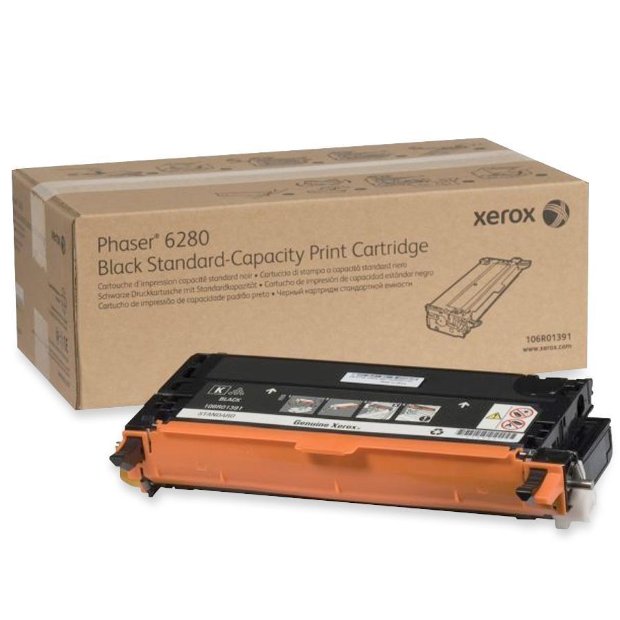 106R01391   Original Xerox Laser Toner Cartridge - Black