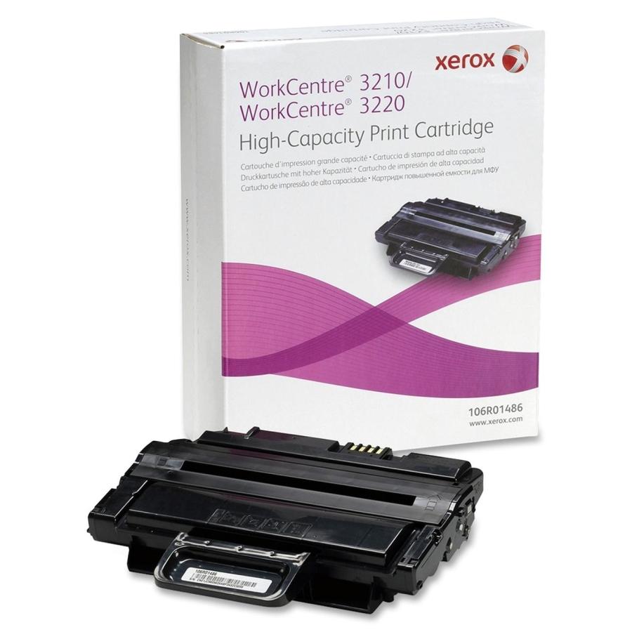 106R01486 | Original Xerox High-Yield Laser Toner Cartridge - Black