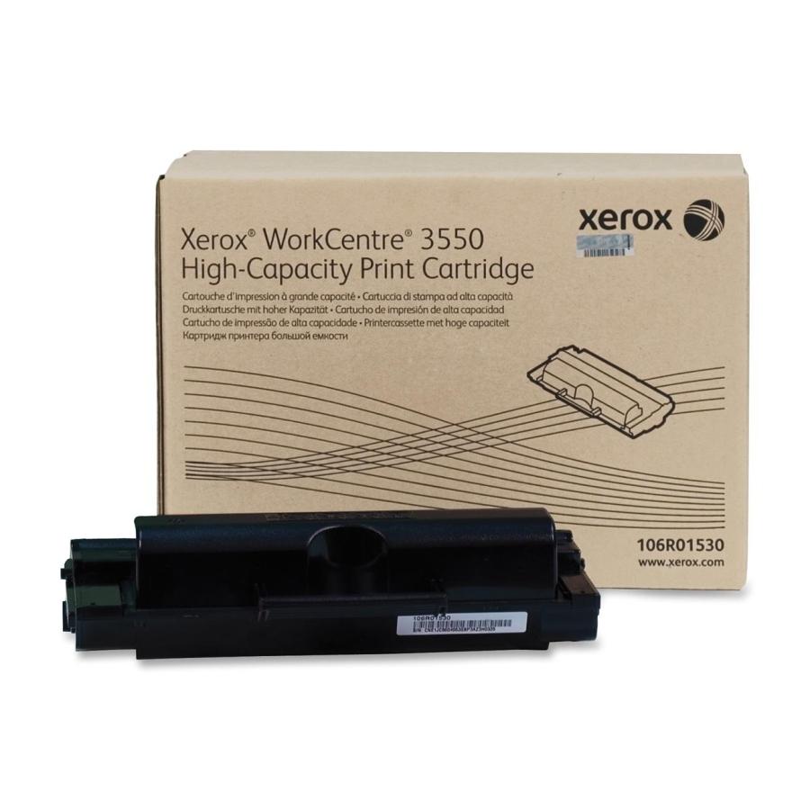 106R01530   Original Xerox WC3550 Toner Cartridge - Black