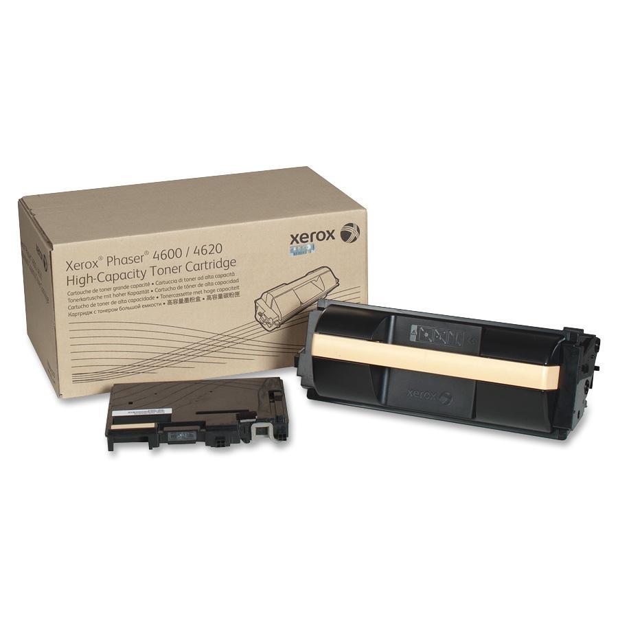 106R01535   Original Xerox  Phaser 4600/4620 Toner Cartridge - Black