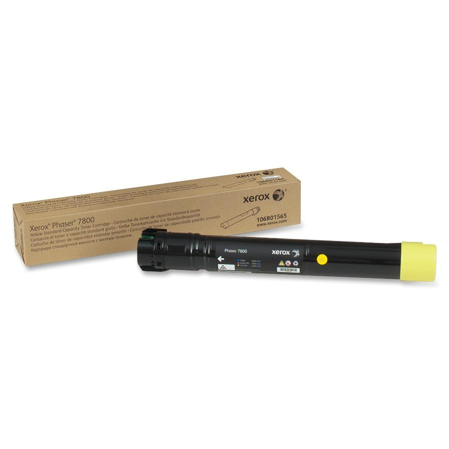 106R01565 | Original Xerox Toner Cartridge - Yellow