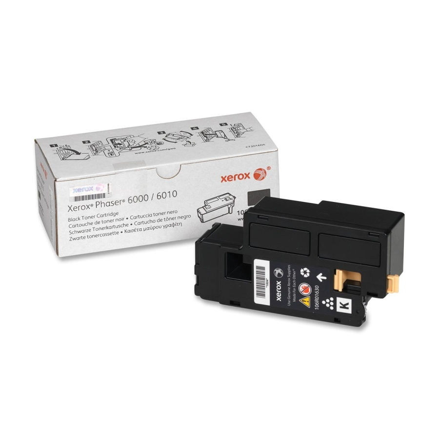 106R01630   Original Xerox Phaser 6000/6010 Toner Cartridge - Black