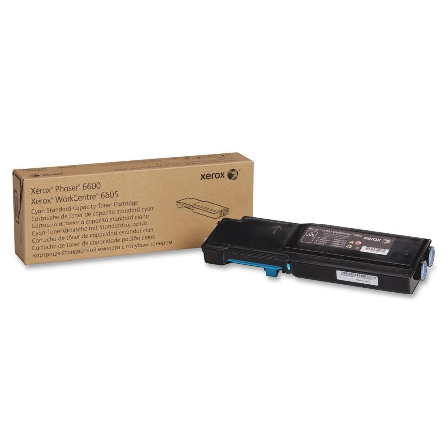 106R02241   Original Xerox Toner Cartridge - Cyan