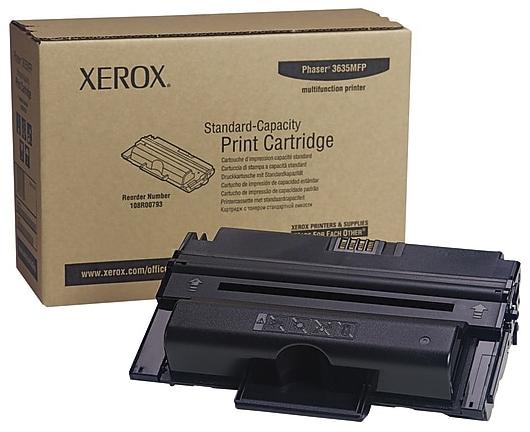 Xerox 108R00793 Standard-Capacity Laser Toner Cartridge for Phaser 3635 MFP Black