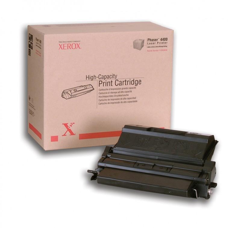 113R00628 | Original Xerox High-Yield Toner Cartridge – Black