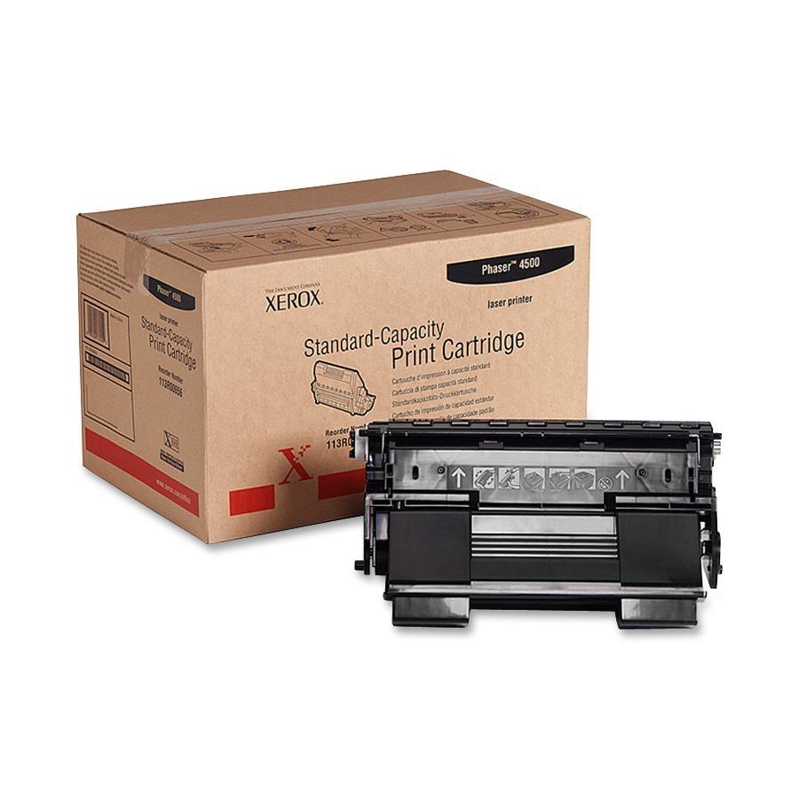113R00656 | Original Xerox Toner Cartridge – Black