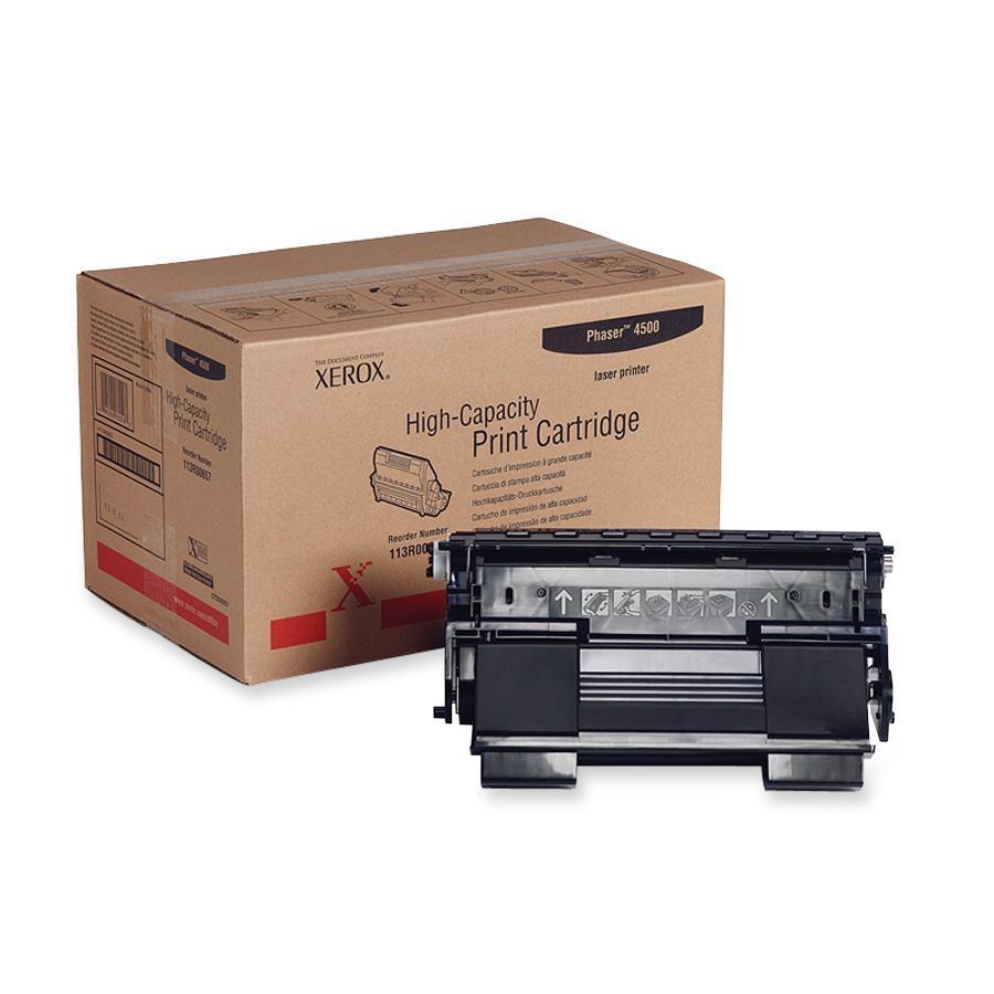 113R00657 | Original Xerox Toner Cartridge – Black