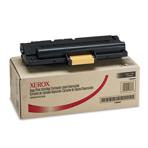 Xerox Black Toner Cartridge for WorkCentre PE16 113R00667