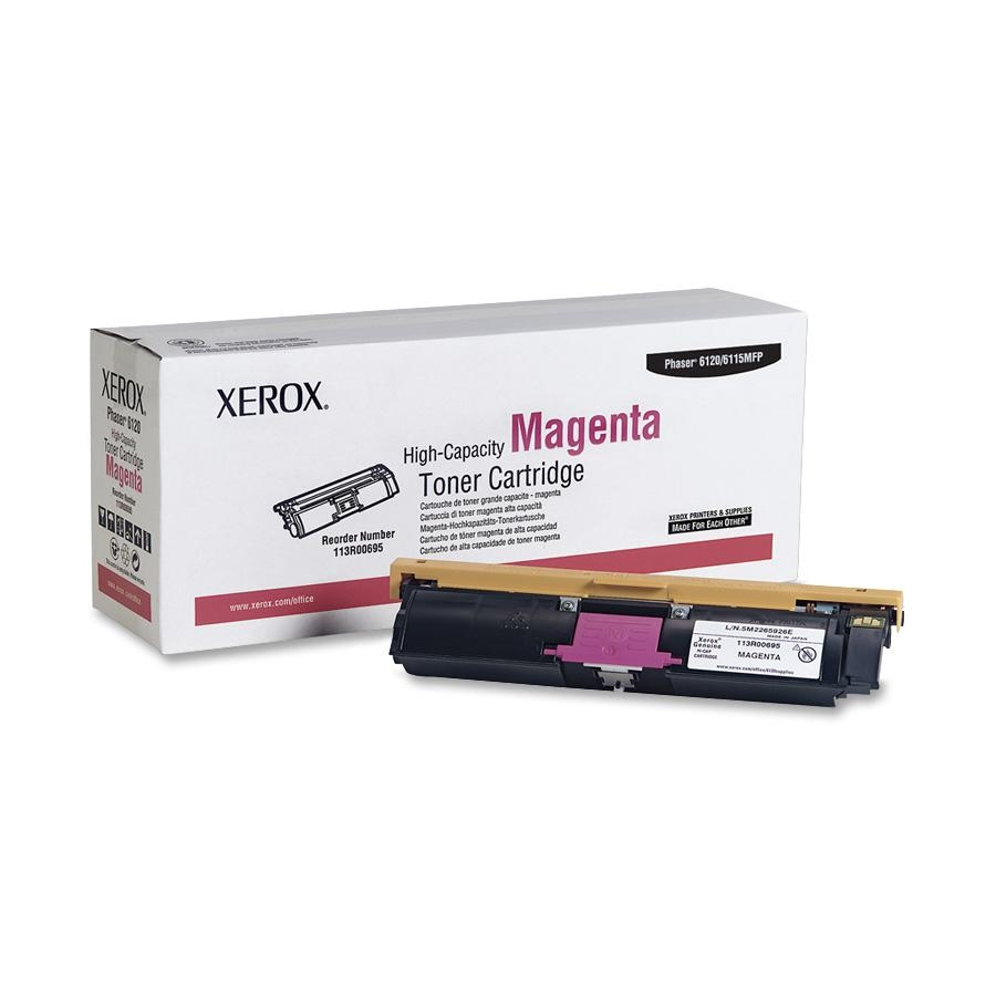 113R00695 | Original Xerox High-Yield Toner Cartridge – Magenta