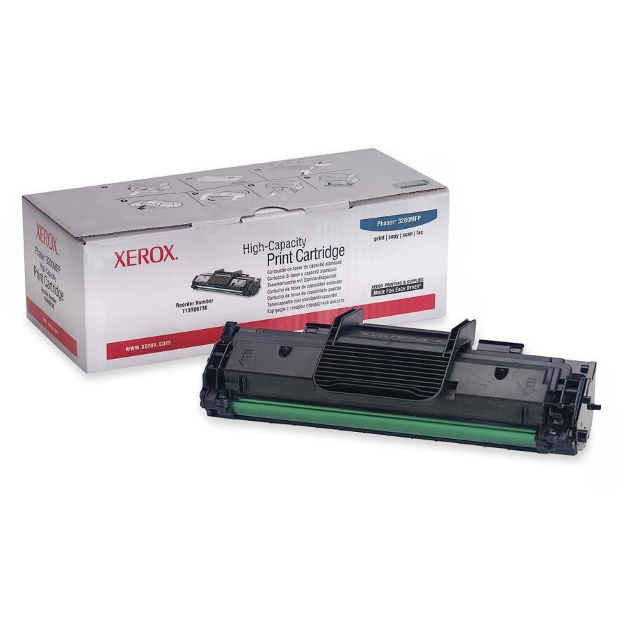 113R00730 | Original Xerox High-Yield Toner Cartridge – Black