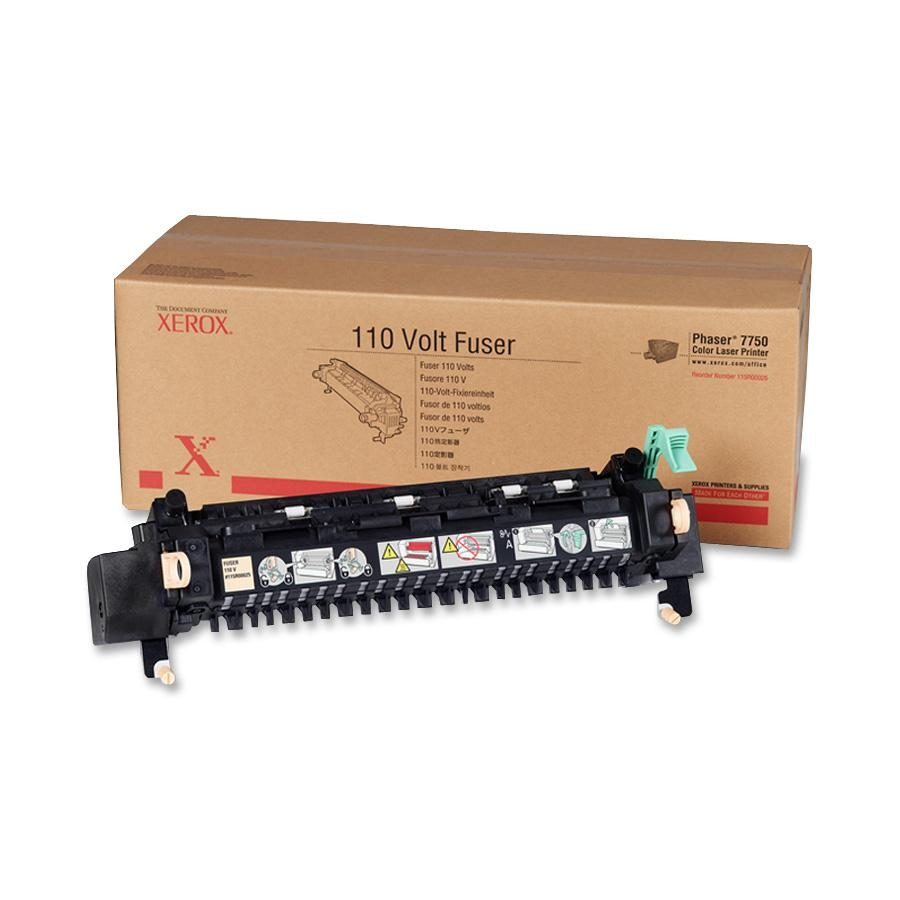 115R00025 | Original Xerox 110V High-Yield Fuser