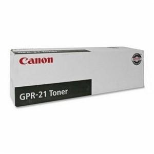Original Canon GPR-21 0262B001AA Black Laser Toner Cartridge