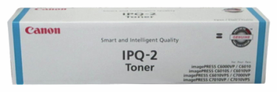 Original Canon Ipq-2 0437B003AA Cyan Toner Cartridge