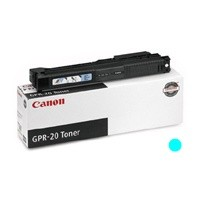 1068B001AA | Canon GPR-20 | Original Canon Laser Toner Cartridge - Cyan