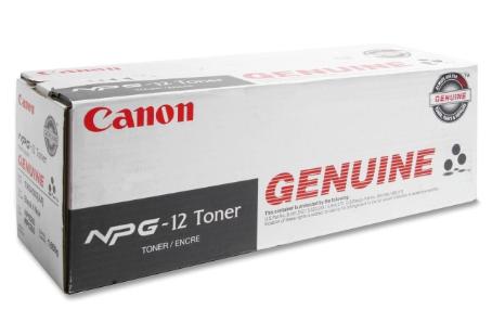 Original Canon NPG-12 1383A003AA Black Toner Cartridge