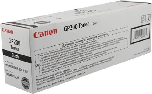 Original Canon GP-200 1388A003AA Black Laser Toner Cartridge