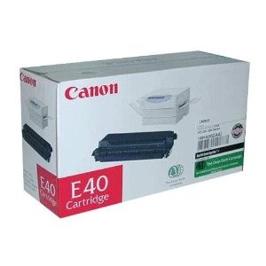 Original Canon E40 1491A002AA High Yield Black Laser Toner Cartridge