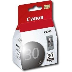 Original Canon PG30 Black Inkjet Cartridge