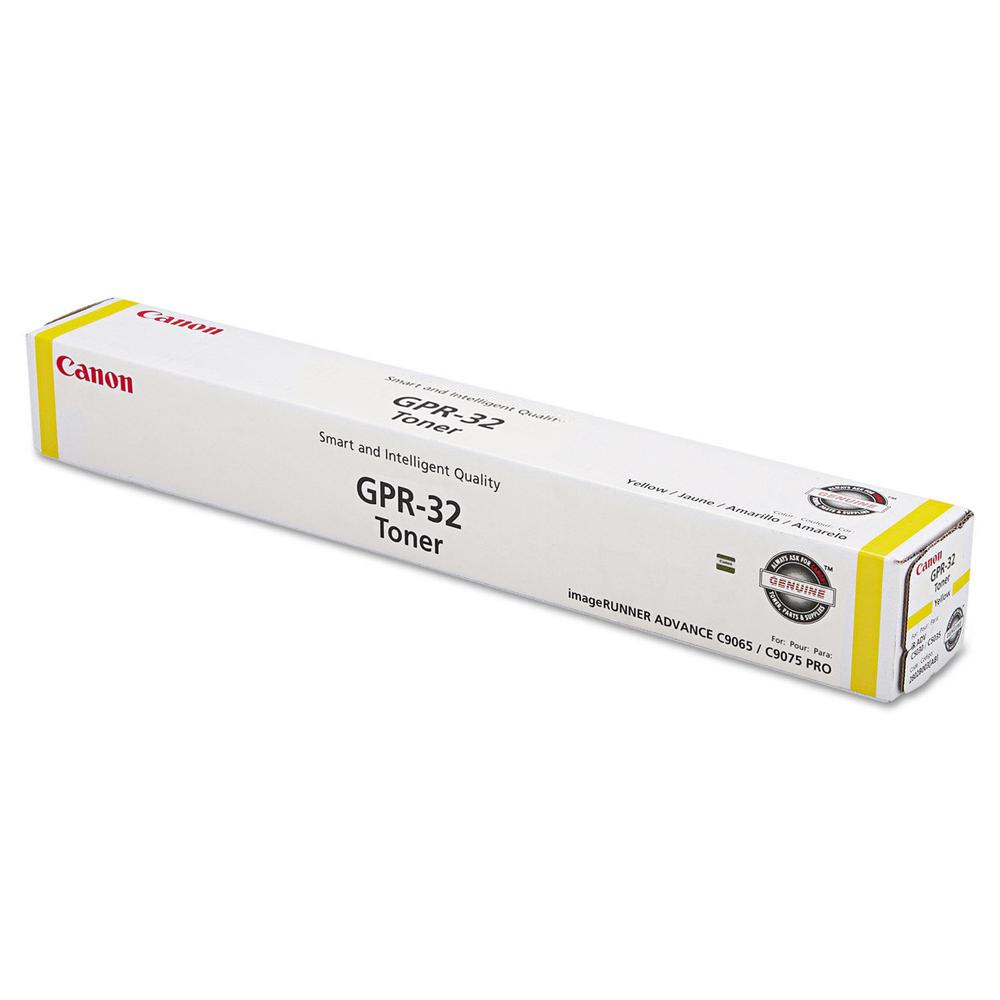 Original Canon GPR-32 2803B003AA Yellow Toner