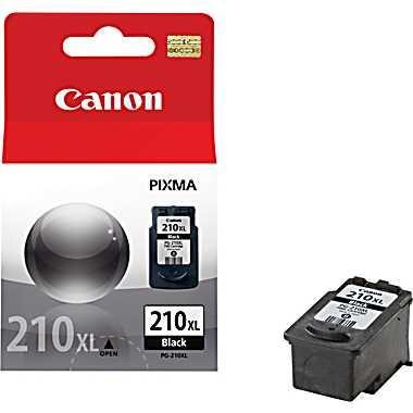 Original Canon PG210XL High Yield Black Inkjet Cartridge for MP240, MP480 &amp MX330