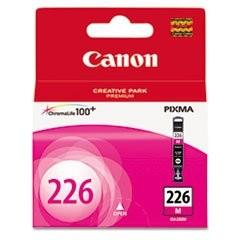 Original Canon CLI226 4548B001AA Magenta Inkjet Cartridge
